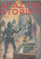 Image for Amazing Stories 1934 March.