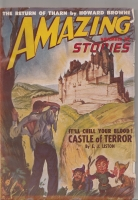 Image for Amazing Stories 1948 November 2nd.
