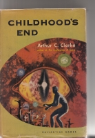 Image for Childhood's End (presentation copy from the author).