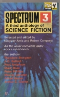 Image for Spectrum 111: A Third Science Fiction Anthology.