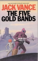 Image for The Five Gold Bands.