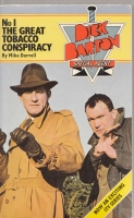 Image for Dick Barton - Special Agent No 1: The Great Tobacco Conspiracy (tv-tie-in).
