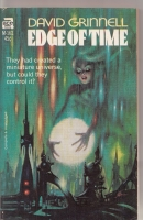 Image for Edge Of Time.