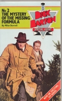 Image for Dick Barton - Special Agent No 2: The Mystery of the Missing Formula (tv-tie-in).