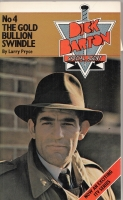 Image for Dick Barton - Special Agent No 4: The Gold Bullion Swindle (tv tie-in).