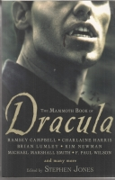 Image for The Mammoth Book Of Dracula.