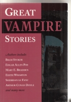Image for Great Vampire Stories.
