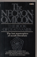 Image for The Necronomicon, or The Book of Dead Names.