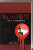 Image for Dead Red Heart: Australian Vampire Stories.