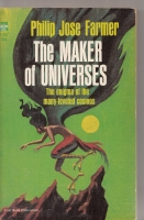 Image for The Maker Of Universes.