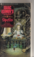 Image for Spells: Isaac Asimov's Magical Worlds of Fantasy #4.