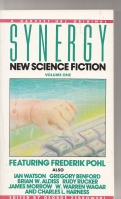 Image for Synergy: New Science Fiction Volume One.