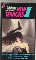 Image for New Terrors (presentation copy to Hugh Lamb).