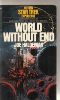 Image for World Without End: A Star Trek Novel (tv tie-in).