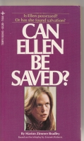Image for Can Ellen Be Saved? (tv tie-in).