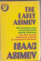 Image for The Early Asimov, or Eleven Years of Trying.