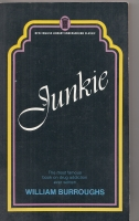 Image for Junkie (new cover design).