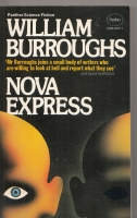 Image for Nova Express (new cover art).
