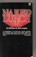 Image for Naked Lunch (new cover art/design).