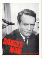 Image for Danger Man Magazine no 2.