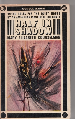 Image for Half In Shadow: A Collection of Tales For The Night Hours.