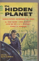 Image for The Hidden Planet: Science Fiction Adventures on Venus.