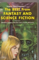 Image for The Best From Fantasy And Science Fiction: Third Series.