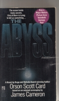 Image for The Abyss (film tie-in).