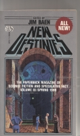 Image for New Destinies Volume 111 Spring Edition 1988.