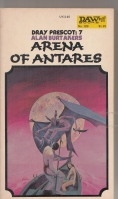 Image for Dray Prescot 7: Arena Of Antares.
