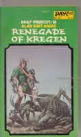 Image for Dray Prescot 13: Renegade of Kregen.