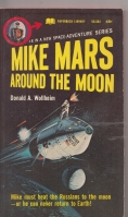 Image for Mike Mars Around The Moon.