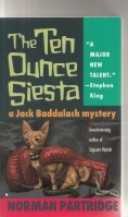 Image for The Ten Ounce Siesta (signed & dated by the author).
