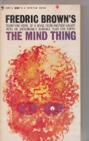 Image for The Mind Thing.