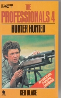 Image for The Professionals 4: Hunter Hunted (tv tie-in).