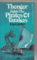 Image for Thongor And The Pirates Of Tarakus.