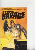 Image for Stork Savage: It Crawls On All Fours: A Stork Savage Adventure.