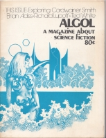 Image for Algol: The Magazine About Science Fiction no 20.