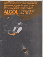 Image for Algol: The Magazine About Science Fiction no 23 (vol 12 no 1). .