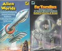 Image for Far Travellers (and) Alien Worlds.
