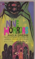 Image for Nine Horrors And A Dream.