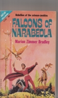 Image for Falcons of Narabedla/The Dark Intruder & Other Stories.
