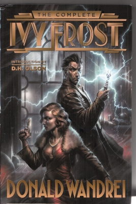 Image for The Complete Ivy Frost.