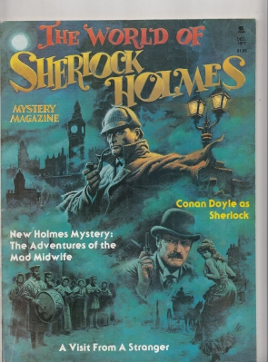 Image for The World Of Sherlock Holmes Mystery Magazine vol 1 no 1..